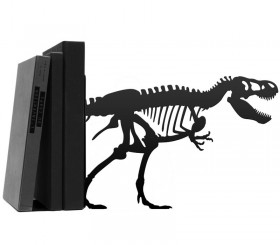 Very large bookend T-rex