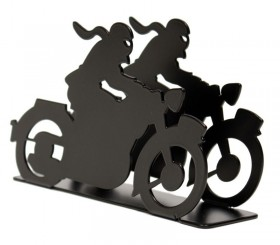 "Porte-courrier ""Motocyclette"""