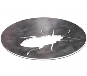 "Dessous de plat ""The beetle"""